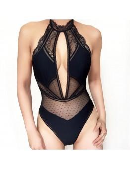 T&S Amore Halter Body Suit