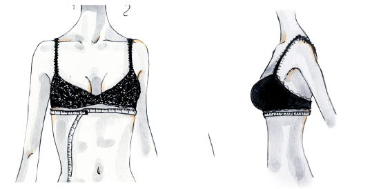 bra fittings guide